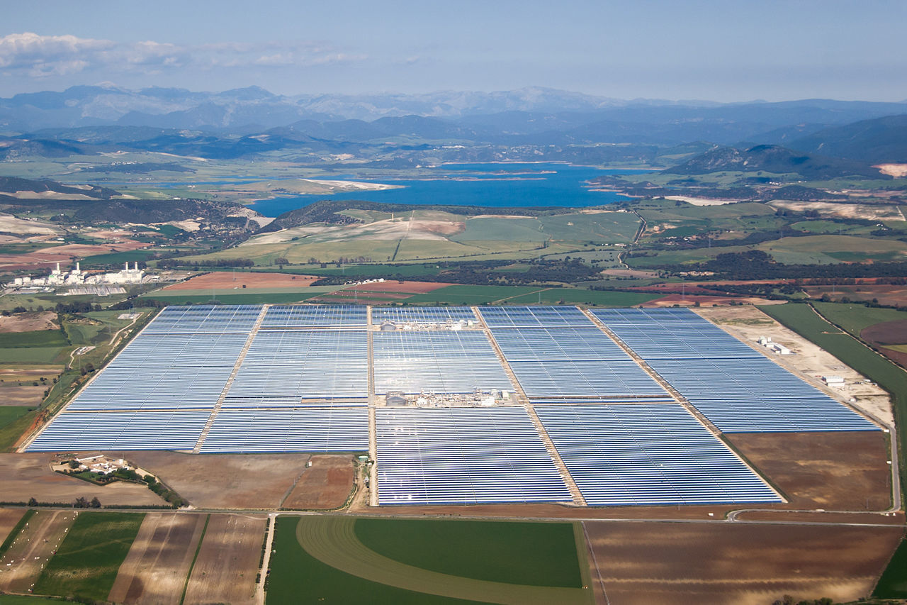 Valle 1 And 2 Solar Power Station
