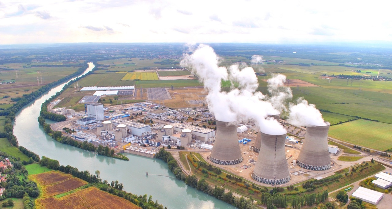 Edf Cnpe Du Bugey Photo 1